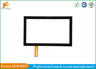 Glas Capacitieve Touchscreen Vertoning/Duurzaam 21,5 Duimtouch screen