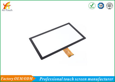 China Transparante Flexibele Capacitieve Touch screen/OEM 27 Touch screenvertoning fabriek