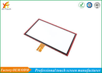 China 10 de puntenaanraking ontwierp Capacitief Touch screen, Lcd Capacitieve Touchscreen fabriek