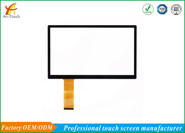 China Vlak TV-Auto Stereotouch screen/Originele USB-Touch screencomité Vertoning fabriek