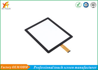 Flexibele 17,3 Touch screenvertoning/Transparant USB Aangedreven Touch screen