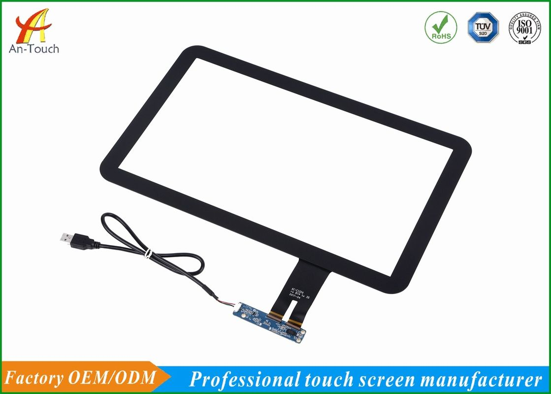 Finger Touch Home Automation Touch Panel , 15.6 Inch Touch Screen Panel