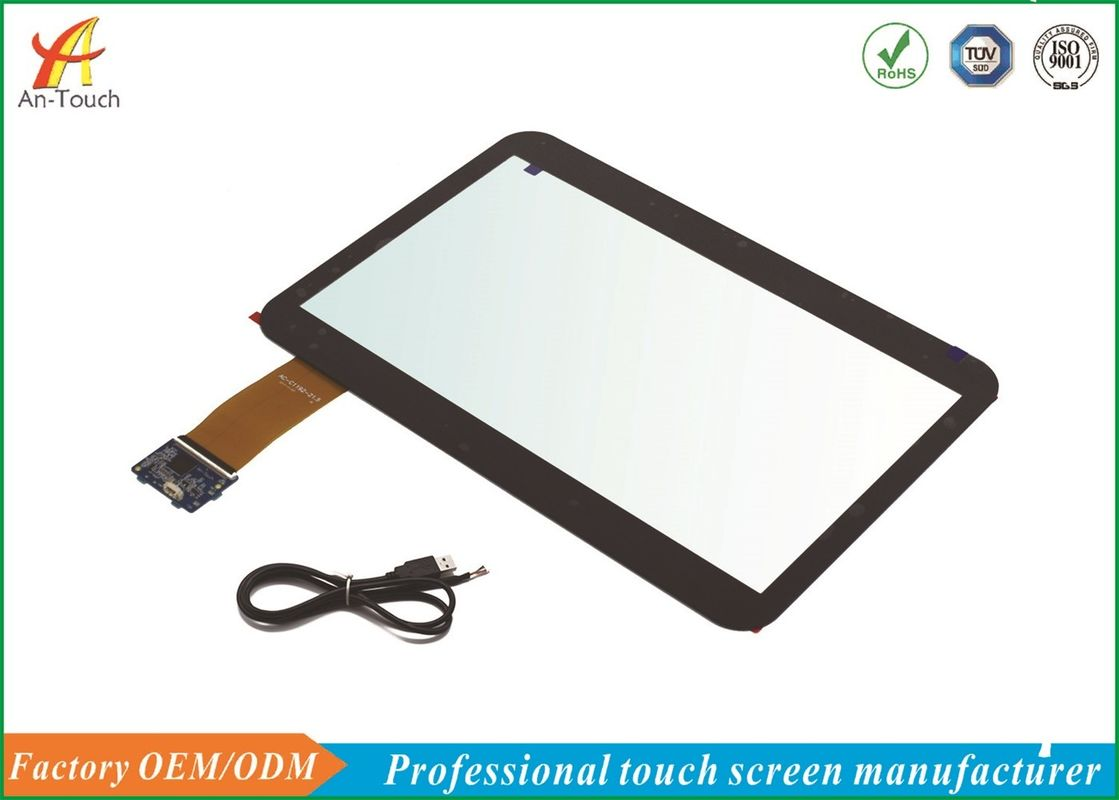 12.5 Inch Game Android Touchscreen , Large Multi Touch Screen Panel 4096*4096 Resolution
