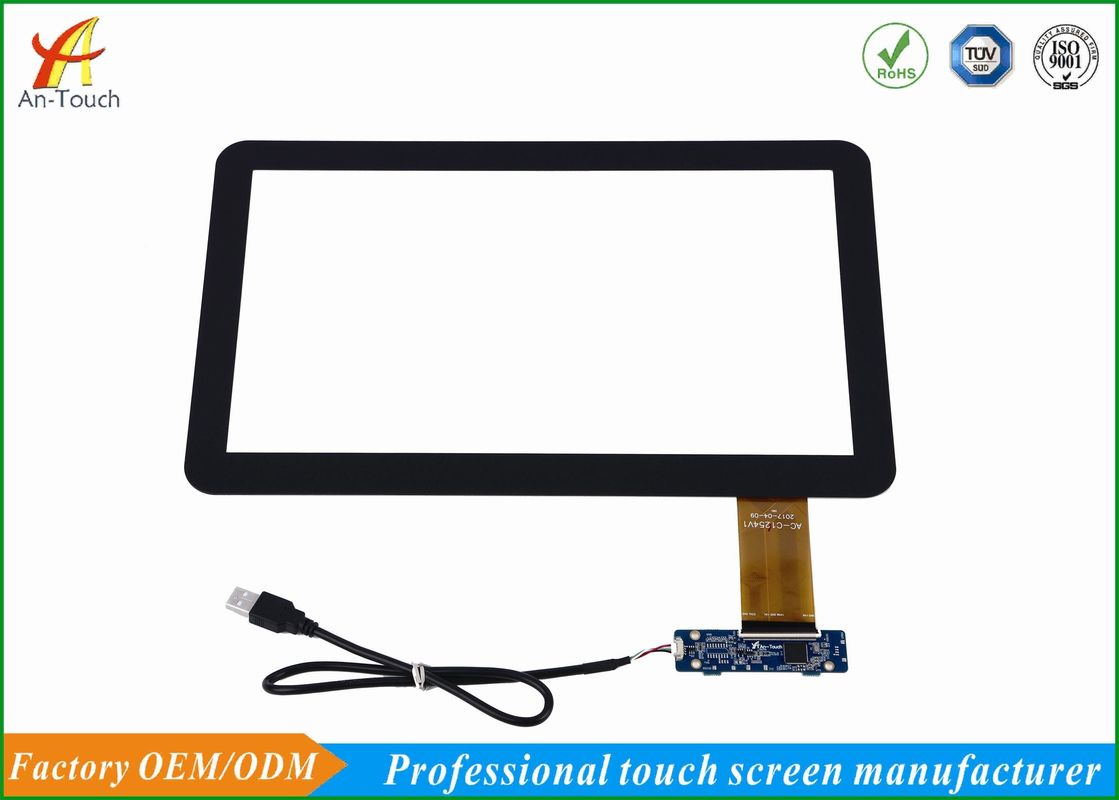 Public Model 14 Inch USB Touch Screen Overlay Kit For Industrial Touch Display Monitor
