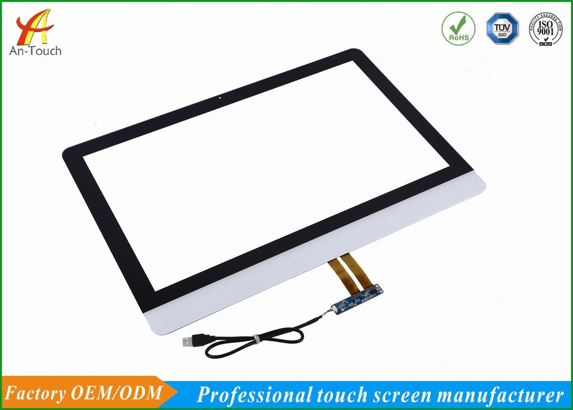 Drive Free Usb Capacitive Touch Screen 23.6 Inch With Smooth Drag And Draw