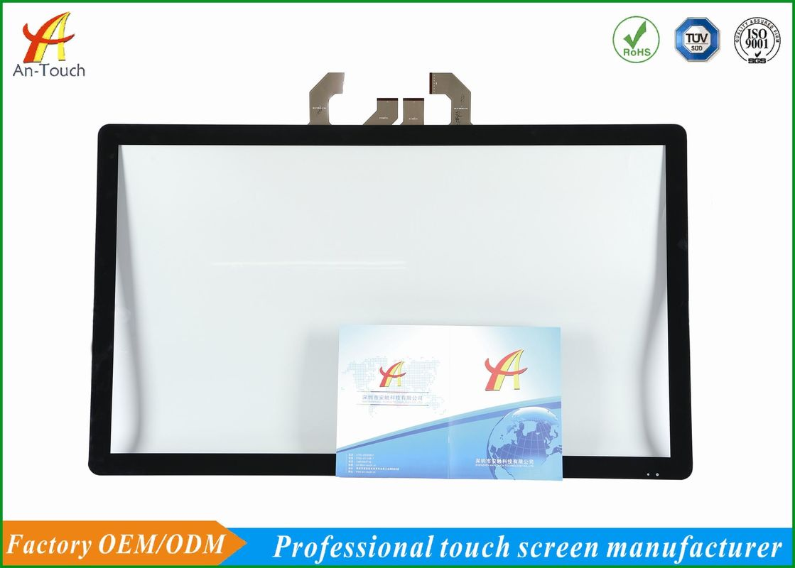 47 Inch Large Interactive Touch Screen , Usb Capacitive Touch Panel Waterproof