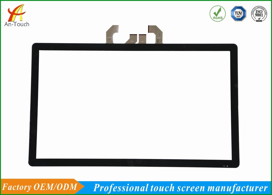 Digital Interactive Advertising Touch Screen , USB Large Touch Panel 47 Inch