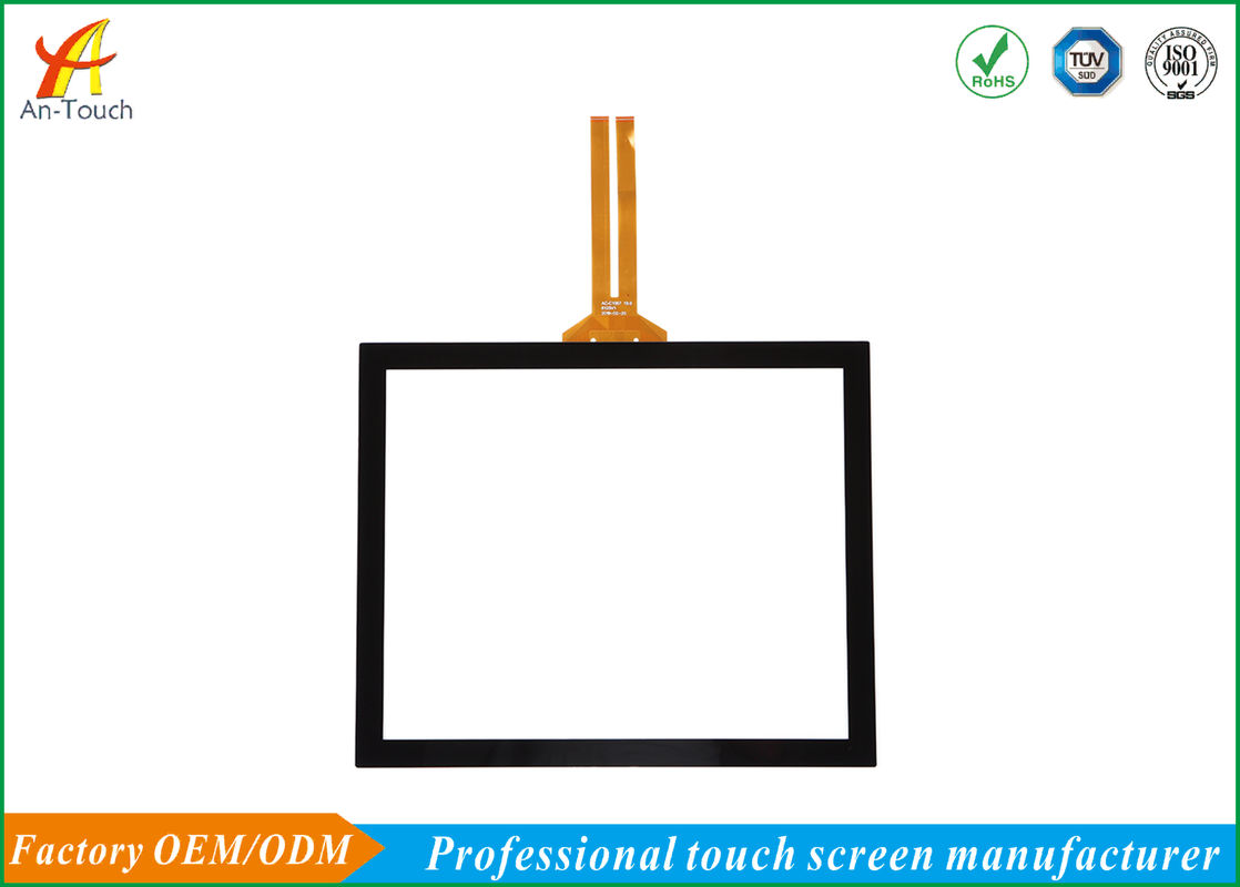 Fast Response Capacitive Touch Panel 19'' Easy And Excellent Touch