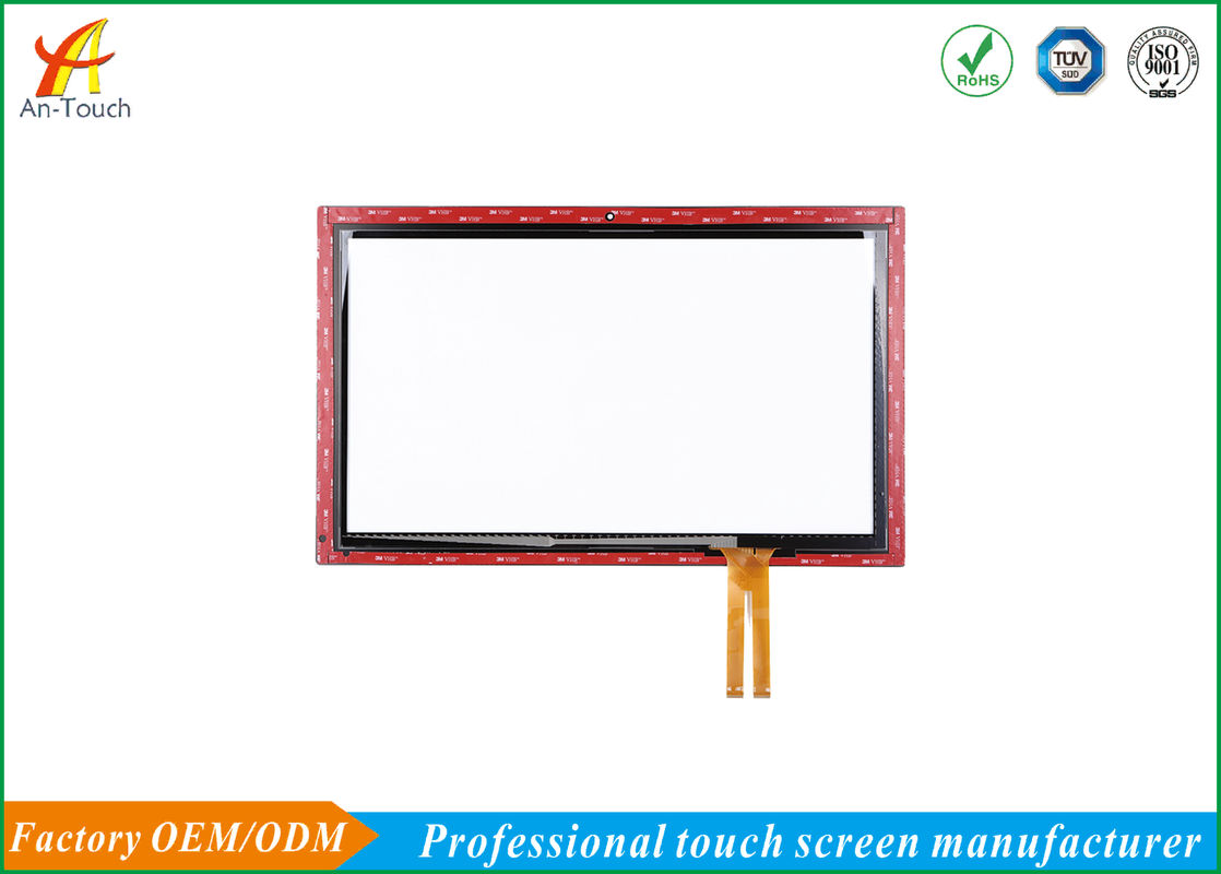 Commercial Capacitive Touch Panel Display XP Win7 8 Android Linux Operating System