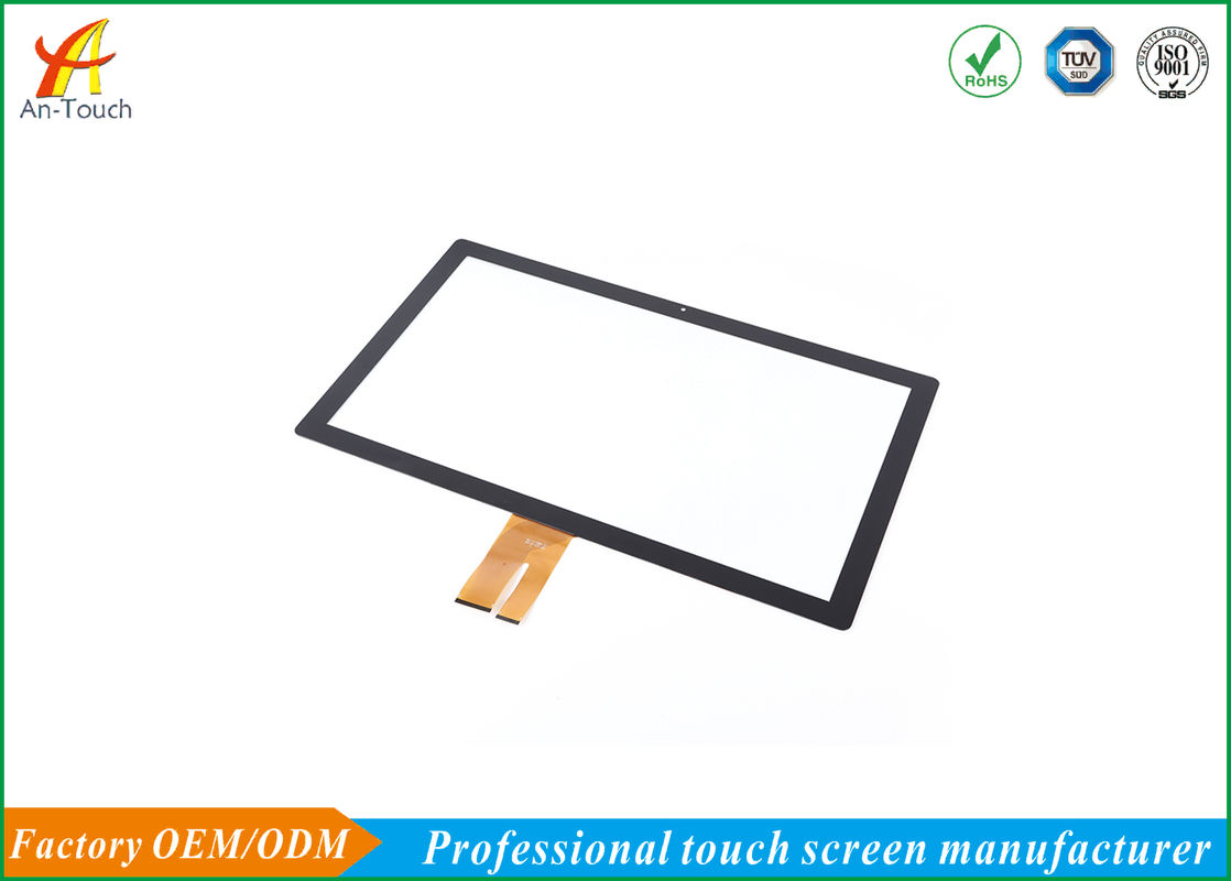 High Accuracy Projected Capacitive Touch Panel Multi Points Touching