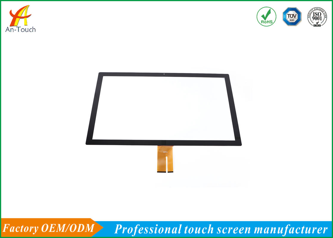 32 Inch Monitor Touch Screen , Customized Capacitive Touch Screen Panel