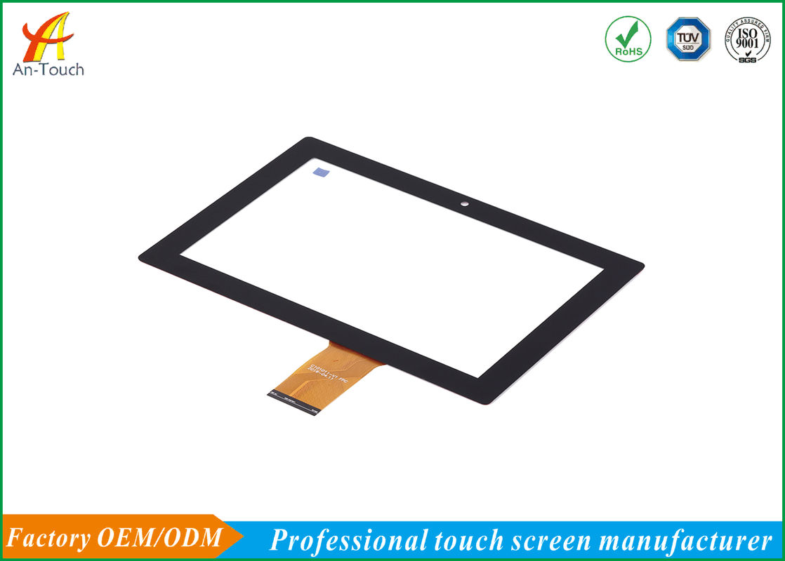 Clear 10.1 Capacitive Touch Screen , Touch Panel Display 4096×4096 Resolution