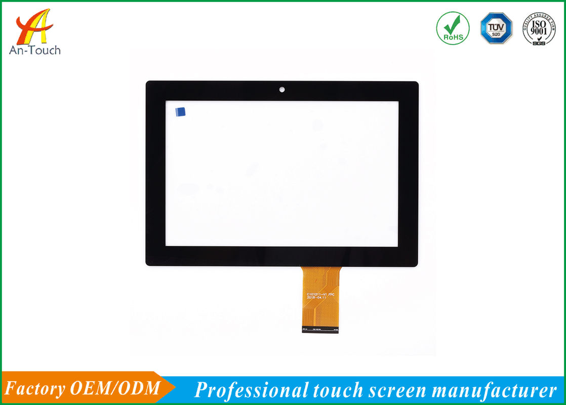 Glas Capacitief Multitouch screen/Extern 10 Punttouch screen leverancier